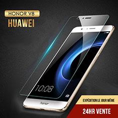 Film Verre Trempe Protecteur d'Ecran T02 pour Huawei Honor V8 Clair