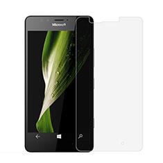 Film Verre Trempe Protecteur d'Ecran T02 pour Microsoft Lumia 950 Clair