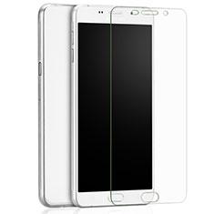 Film Verre Trempe Protecteur d'Ecran T02 pour Samsung Galaxy A9 (2016) A9000 Clair