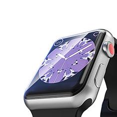 Film Verre Trempe Protecteur d'Ecran T03 pour Apple iWatch 4 40mm Clair