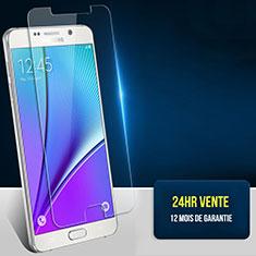 Film Verre Trempe Protecteur d'Ecran T03 pour Samsung Galaxy Note 5 N9200 N920 N920F Clair
