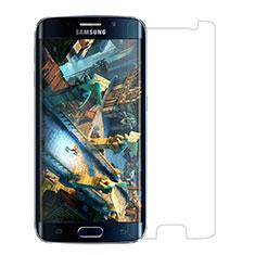 Film Verre Trempe Protecteur d'Ecran T03 pour Samsung Galaxy S6 Edge SM-G925 Clair