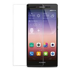 Film Verre Trempe Protecteur d'Ecran T04 pour Huawei P7 Dual SIM Clair