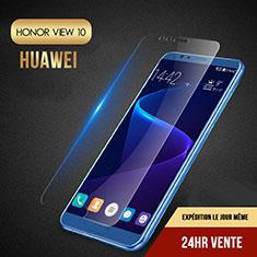 Film Verre Trempe Protecteur d'Ecran T06 pour Huawei Honor V10 Clair