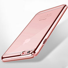 Housse Antichocs Rigide Transparente Crystal pour Apple iPhone 6S Rose