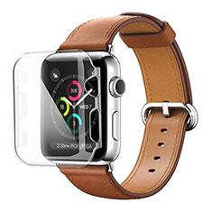 Housse Antichocs Rigide Transparente Crystal pour Apple iWatch 3 42mm Clair