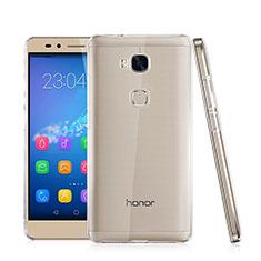 Housse Antichocs Rigide Transparente Crystal pour Huawei GR5 Clair