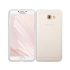 Housse Antichocs Rigide Transparente Crystal pour Samsung Galaxy C9 Pro C9000 Clair