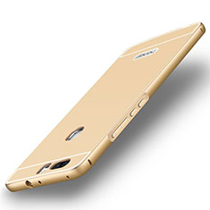 Housse Contour Luxe Aluminum Metal pour Huawei Honor V8 Or