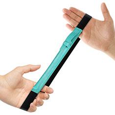 Housse en Cuir Protection Sac Pochette Elastique Douille de Poche Detachable P03 pour Apple Pencil Apple New iPad 9.7 (2018) Vert