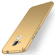 Housse Plastique Rigide Mat M01 pour Huawei Honor 7 Lite Or