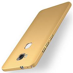 Housse Plastique Rigide Mat M01 pour Huawei Honor Play 5X Or