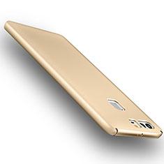 Housse Plastique Rigide Mat M01 pour Huawei P9 Plus Or