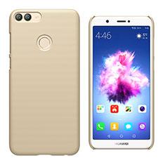 Housse Plastique Rigide Mat M02 pour Huawei Enjoy 7S Or