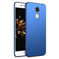 Housse Plastique Rigide Mat M03 pour Huawei Honor 6C Pro Bleu