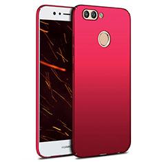 Housse Plastique Rigide Mat M04 pour Huawei Nova 2 Rouge