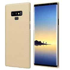 Housse Plastique Rigide Mat M04 pour Samsung Galaxy Note 9 Or