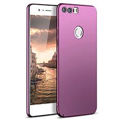 Housse Plastique Rigide Mat M05 pour Huawei Honor 8 Violet