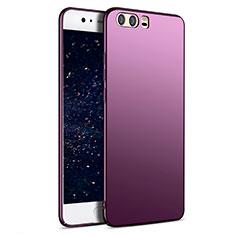 Housse Plastique Rigide Mat M05 pour Huawei P10 Plus Violet