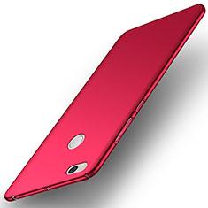 Housse Plastique Rigide Mat M05 pour Xiaomi Mi Max 2 Rouge