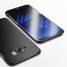 Housse Plastique Rigide Mat M14 pour Samsung Galaxy S8 Plus Noir