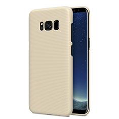 Housse Plastique Rigide Mat P01 pour Samsung Galaxy S8 Plus Or