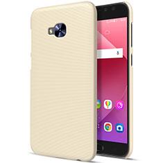 Housse Plastique Rigide Mat pour Asus Zenfone 4 Selfie Pro Or