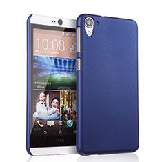 Housse Plastique Rigide Mat pour HTC Desire 826 826T 826W Bleu