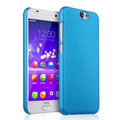 Housse Plastique Rigide Mat pour HTC One A9 Bleu Ciel