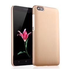 Housse Plastique Rigide Mat pour Huawei Honor 4X Or