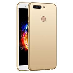 Housse Plastique Rigide Mat pour Huawei Honor 8 Pro Or