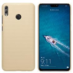 Housse Plastique Rigide Mat pour Huawei Honor 8X Or