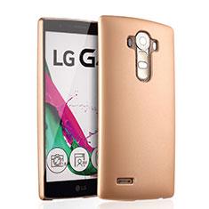 Housse Plastique Rigide Mat pour LG G4 Or