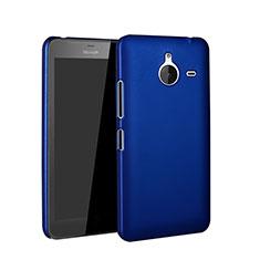 Housse Plastique Rigide Mat pour Microsoft Lumia 640 XL Lte Bleu