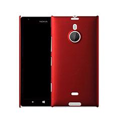 Housse Plastique Rigide Mat pour Nokia Lumia 1520 Rouge