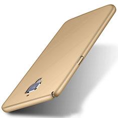 Housse Plastique Rigide Mat pour OnePlus 3 Or