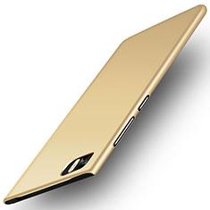 Housse Plastique Rigide Mat pour Xiaomi Mi 3 Or