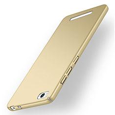 Housse Plastique Rigide Mat pour Xiaomi Mi 4C Or