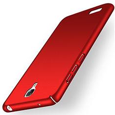 Housse Plastique Rigide Mat pour Xiaomi Redmi Note Prime Rouge