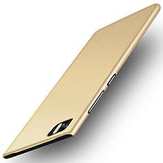 Housse Plastique Rigide Sables Mouvants pour Xiaomi Mi 3 Or