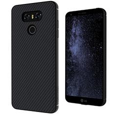 Housse Silicone Gel Serge pour LG G6 Noir
