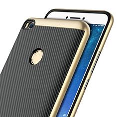 Housse Silicone Gel Serge pour Xiaomi Mi Max 2 Or