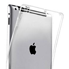 Housse Ultra Fine Silicone Souple Transparente pour Apple iPad 3 Clair