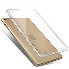 Housse Ultra Fine Silicone Souple Transparente pour Apple iPad Mini 4 Clair
