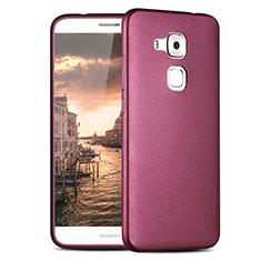 Housse Ultra Fine TPU Souple 360 Degres pour Huawei G9 Plus Violet