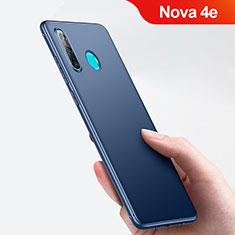 Housse Ultra Fine TPU Souple pour Huawei Nova 4e Bleu
