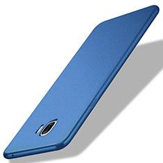 Housse Ultra Fine TPU Souple pour Samsung Galaxy C7 Pro C7010 Bleu