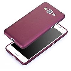 Housse Ultra Fine TPU Souple pour Samsung Galaxy Grand Prime 4G G531F Duos TV Violet