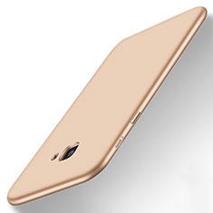Housse Ultra Fine TPU Souple pour Samsung Galaxy J7 Prime Or