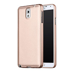 Housse Ultra Fine TPU Souple pour Samsung Galaxy Note 3 N9000 Or